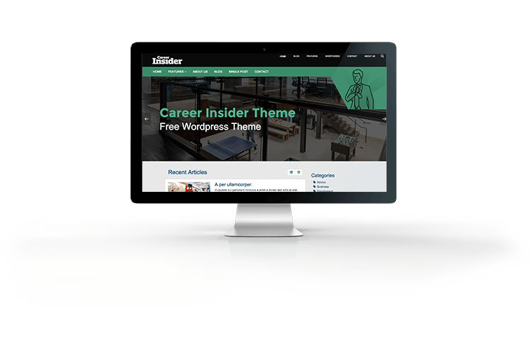 Career Insider Demo